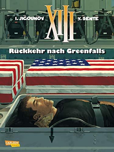 9783551719386: XIII, Band 22: R�ckkehr nach Greenfalls