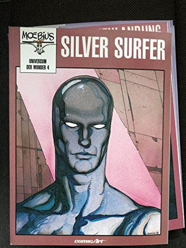 9783551721044: Silver Surfer