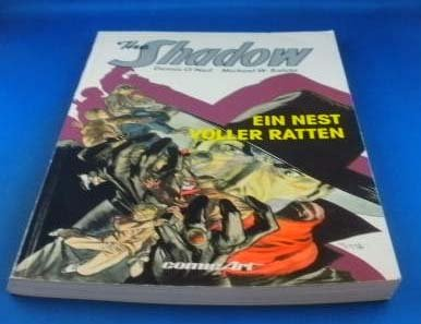 The Shadow - Ein Nest voller Ratten.