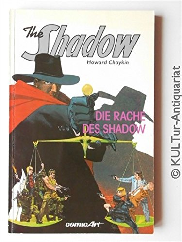The Shadow - Die Rache des Shadow.