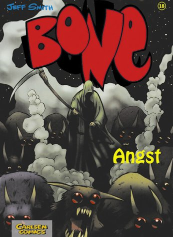 9783551724441: Bone 18. Angst.
