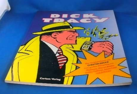 9783551724618: Dick Tracy