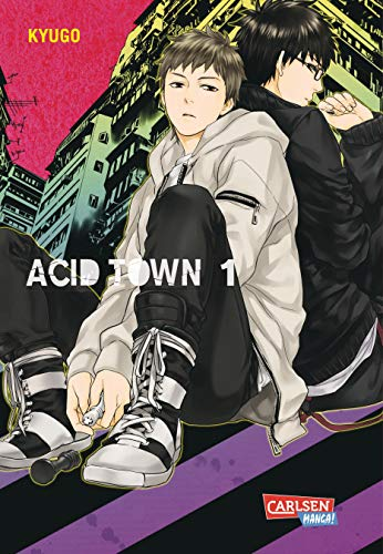 9783551726148: Acid Town 01