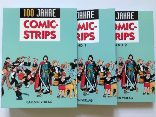 100 Jahre Comic-Strips (2 Bände): Blackbeard, Bill (Zusammenstellung)