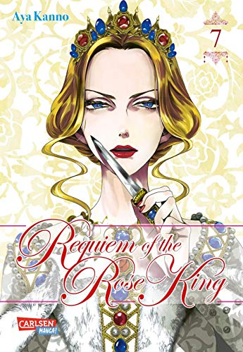 Carlsen Manga Deutsche Ausgabe Requiem of the Rose King  Band 5