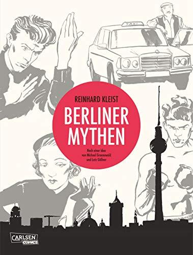 9783551728159: Berliner Mythen