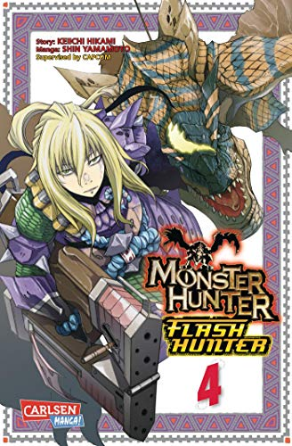9783551729187: Monster Hunter Flash Hunter 04