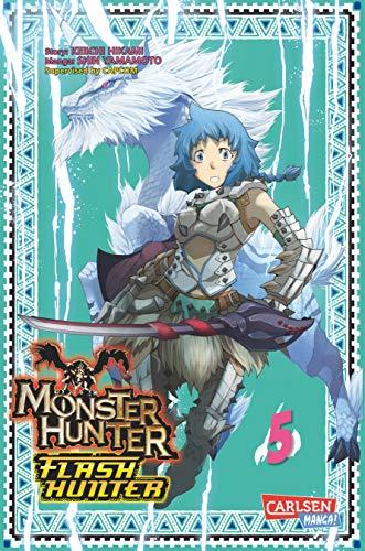 9783551729194: Monster Hunter Flash Hunter 05