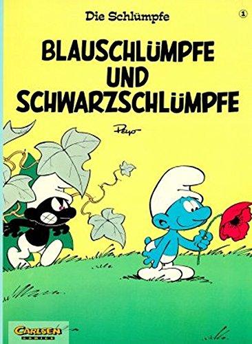 9783551729316: Die Schlümpfe 01. Blauschlümpfe und Schwarzschlümpfe.