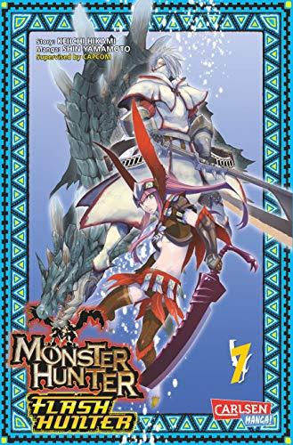 9783551729583: Monster Hunter Flash Hunter, Band 7