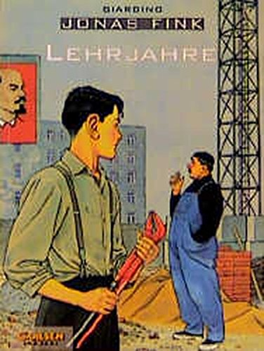 Lehrjahre (Comic) Cover