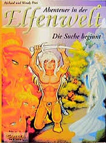 9783551729934: Abenteuer in der Elfenwelt, Bd.3, Die Suche beginnt