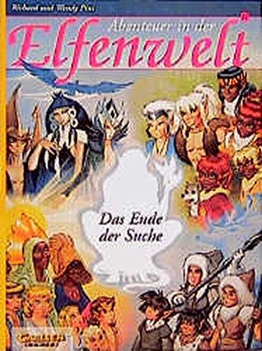 9783551730817: Abenteuer in der Elfenwelt, Bd.11, Das Ende der Suche