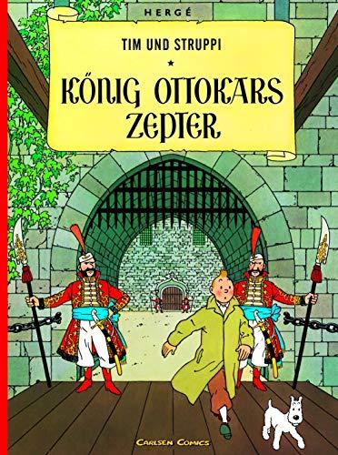 9783551732279: Konig Ottokars Zepter (Tim und Struppi) (Tintin German Edition)