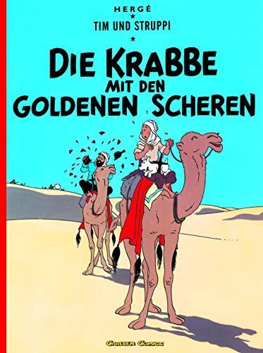9783551732286: Tim und Struppi : Die krabbe mit den goldenen scheren (Tintin en Allemand)