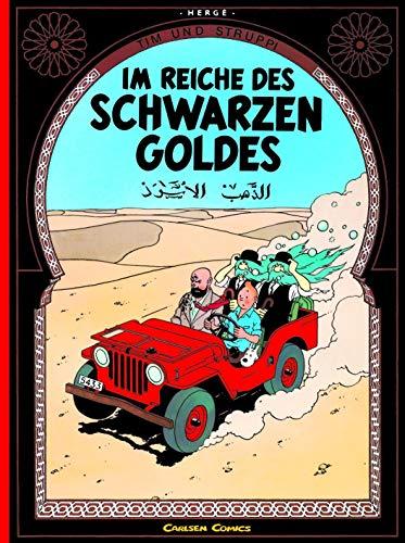 9783551732347: Tim und Struppi, Tome 14 : Im Reiche des Schwarzen Goldes