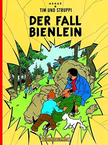9783551732378: Tim und Struppi - Der Fall Bienlein - Tintin German Edition