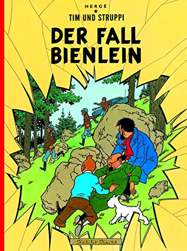 9783551732378: Tim und Struppi - Der Fall Bienlein - Tintin German Edition