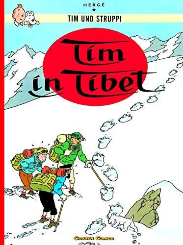 9783551732392: Tim und Struppi, Tome 19 : Tim in Tibet