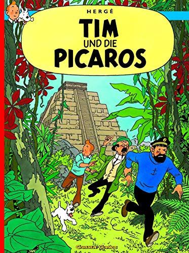 9783551732422: Tim und Struppi : Tim und die Picaros