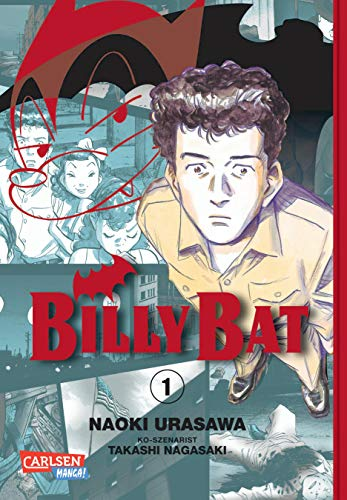 9783551732712: Billy Bat 01