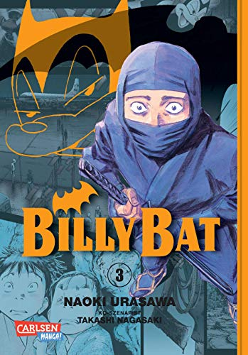9783551732736: Billy Bat 03