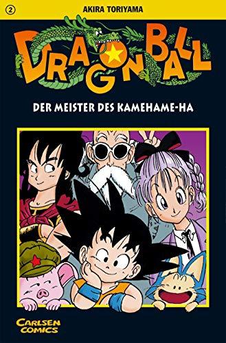 Dragon Ball Bd. 2 - Der Meister des Kamehame-Ha. - Toriyama, Akira