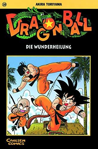 Dragon Ball, Bd.10, Die Wunderheilung - Toriyama, Akira