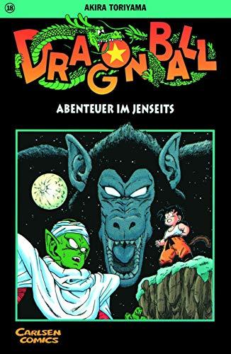 Dragon Ball, Bd.18, Abenteuer im Jenseits - Toriyama, Akira