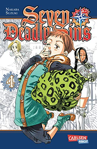 9783551734747: Seven Deadly Sins, Band 4