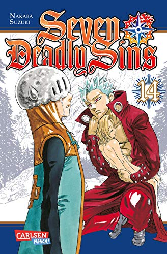 9783551734846: Seven Deadly Sins 14