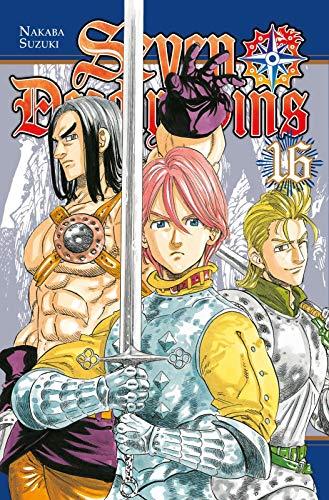 NEUWARE Seven Deadly Sins 12 Carlsen Manga Deutsch