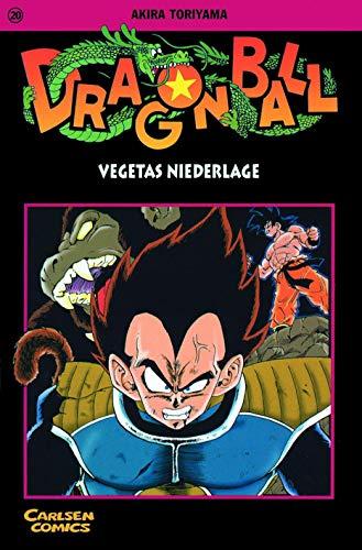 9783551735607: Dragon Ball 20. Vegetas Niederlage