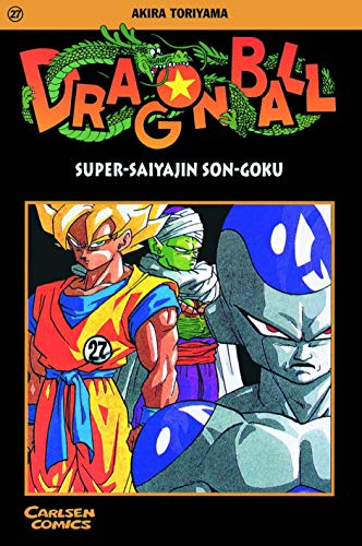 9783551735676: Dragon Ball, Bd.27, Super-Saiyajin Son-Goku