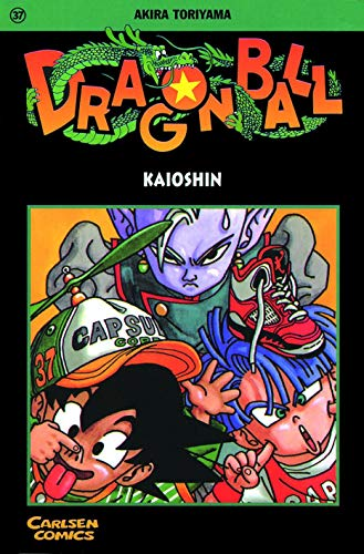 9783551736277: Dragon Ball 37. Kaioshin