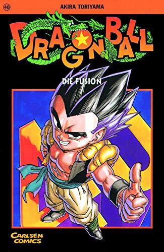 Dragon Ball, Bd.40, Die Fusion (3551736308) by Toriyama, Akira