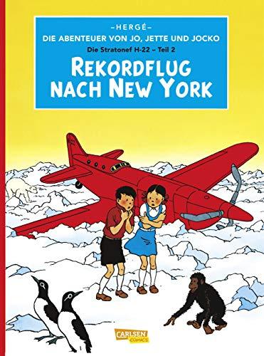 9783551737083: Rekordflug nach New York