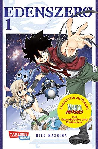 Edens Zero 1 limitierte Ausgabe : Limitierte: Hiro Mashima