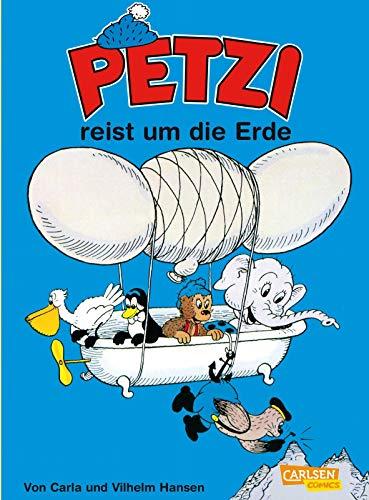 9783551737311: Petzi, Bd.11, Petzi reist um die Erde