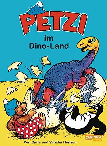 9783551737434: Petzi, Bd.23, Petzi im Dino-Land