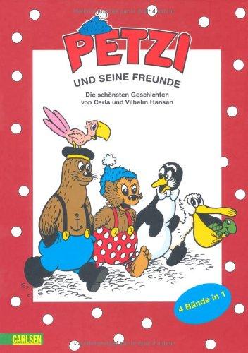 9783551737755: Petzi und seine Freunde: Die schönsten Petzi-Abenteuer
