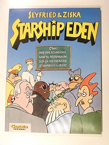9783551737816: Starship Eden.