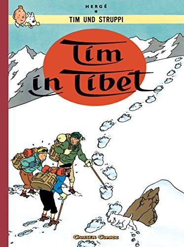 9783551738578: Tim & Struppi Farbfaksimile 19: Tim in Tibet