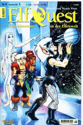 9783551740182: Elfquest, Neue Abenteuer in der Elfenwelt, Presseausgabe, H.18