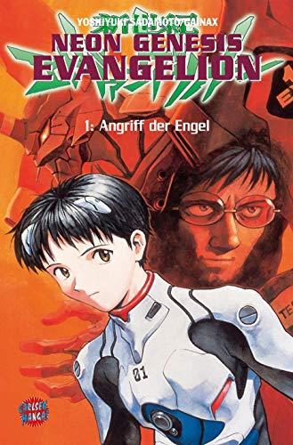 9783551741318: Neon Genesis Evangelion 01. Angriff der Engel