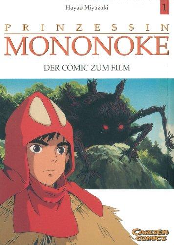 Prinzessin Mononoke German