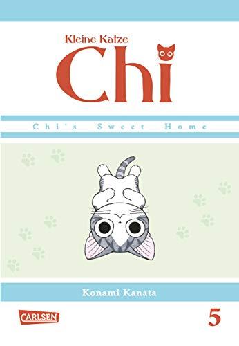 9783551742285: Kleine Katze Chi, Band 5