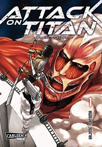 9783551742339: Attack on Titan 01
