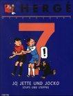 9783551742476: Werkausgabe, 19 Bde., Bd.7, Jo, Jette und Jocko - Das Vermächtnis des Mister Pump