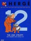 9783551742520: Werkausgabe, 19 Bde., Bd.12, Tim und Struppi, Reiseziel Mond